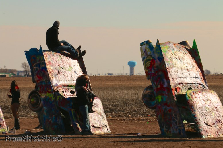 Cadillac ranch 20