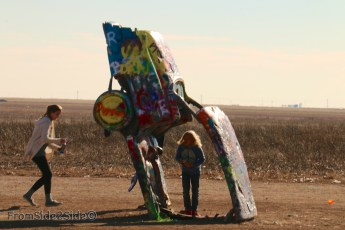 Cadillac ranch 23