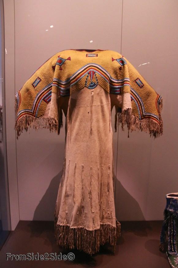 Robe 1865 (Lakota : Teton Sioux)
