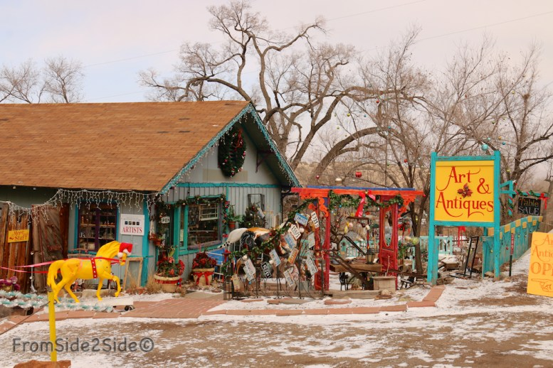Turquoise trail 2
