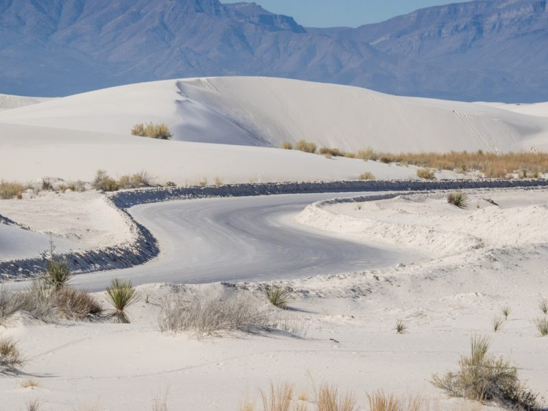 White Sands National Monument - Shutterstock