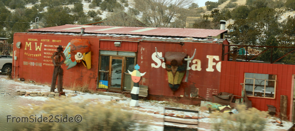 turquoise trail 57