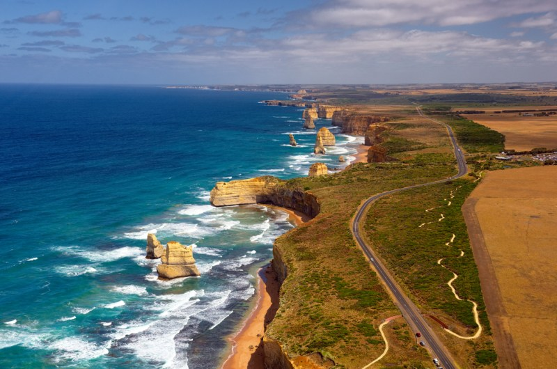 Great Ocean Road - Shutterstock
