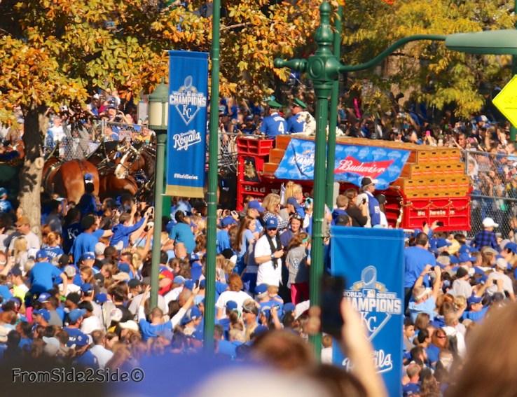 Royals parade 85
