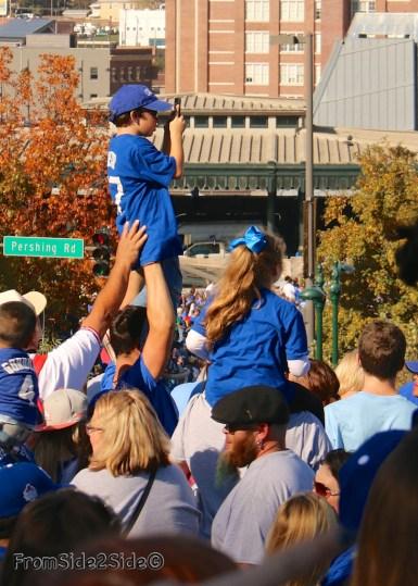 Royals parade 92