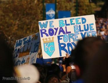 Royals parade 93