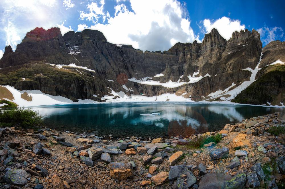 Glacier National Park - Shutterstock