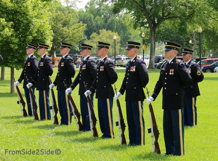 Memorial Day Washington 1