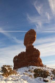 Balenced Rock