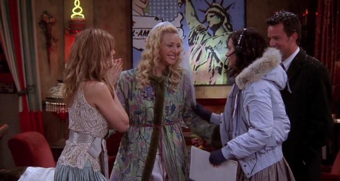 Phoebe-wedding-monica-rachel-bridesmaid-friends-