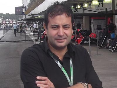 Pedro Gomez - Españoles en Londres