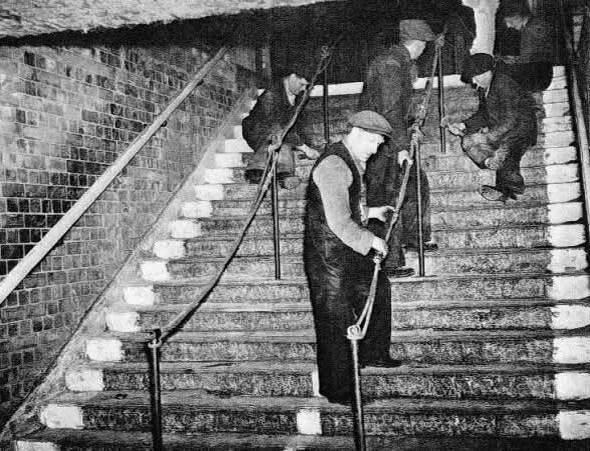 Bethnal Green Tube Station Disaster