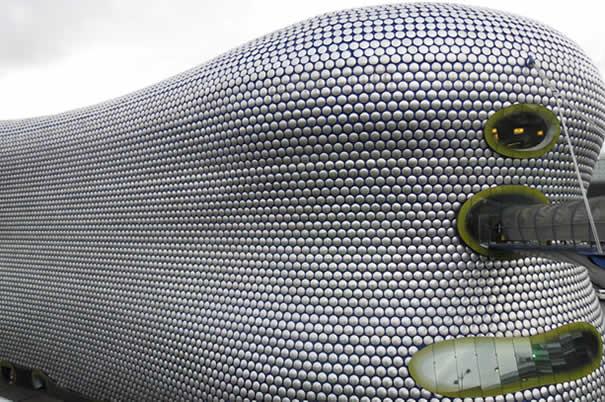 The Bull Ring - Birmingham
