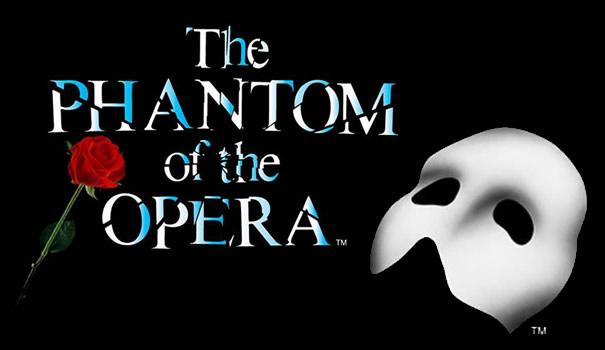 Cartel del Fantasma de la Ópera