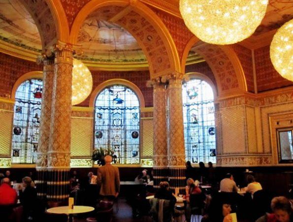 Café del Victoria & Albert Museum