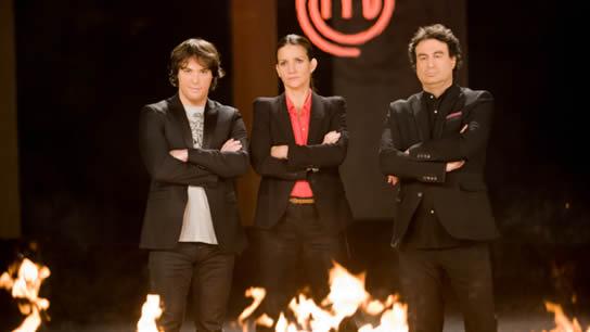 Jueces del programa MasterChef en España