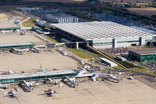 Aeropuerto de Stansted - Londres