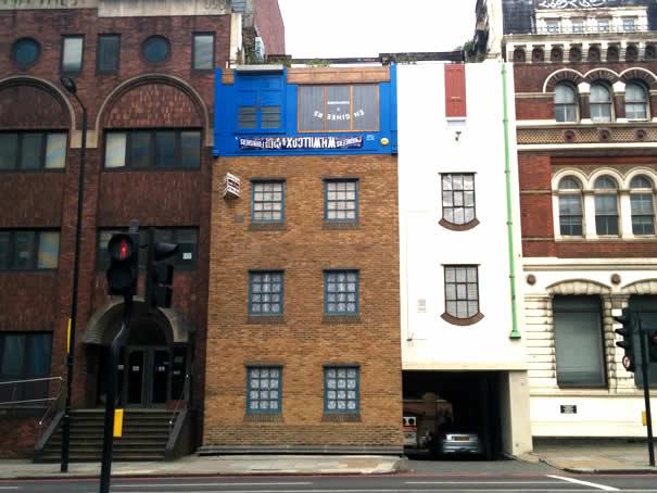Casas invertidas en Southwark