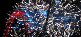 Fuegos artificiales de pago en 2014