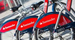 santader cycles