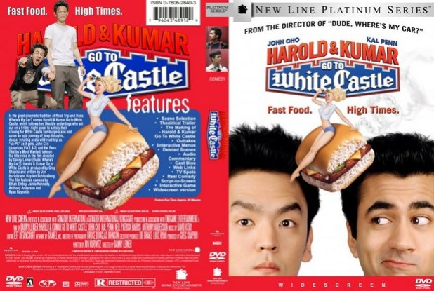 Harold & Kumar go to Whitecastle