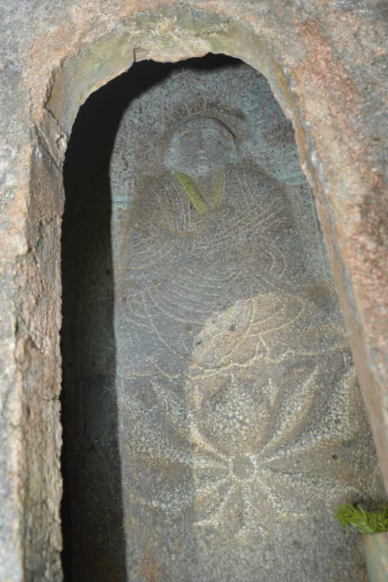 54 Kobodaishi etched