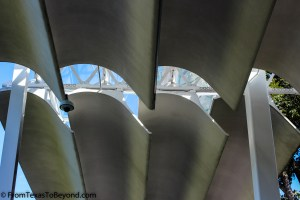 Curved Roof Panels