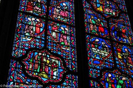 Upper Sanctuary Interior Sainte-Chapelle