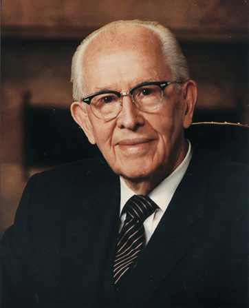 Photo of Ezra Taft Benson