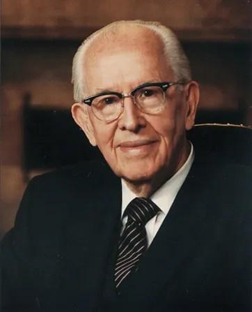 Photo of Ezra Taft Benson