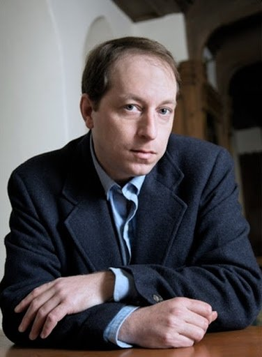 Headshot of author Michael Hattem