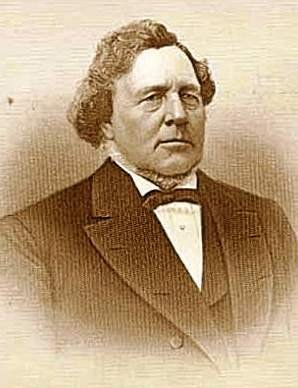 Photograph of George A Smith
