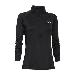 Black long sleeve sport shirt Claire in House of Cards