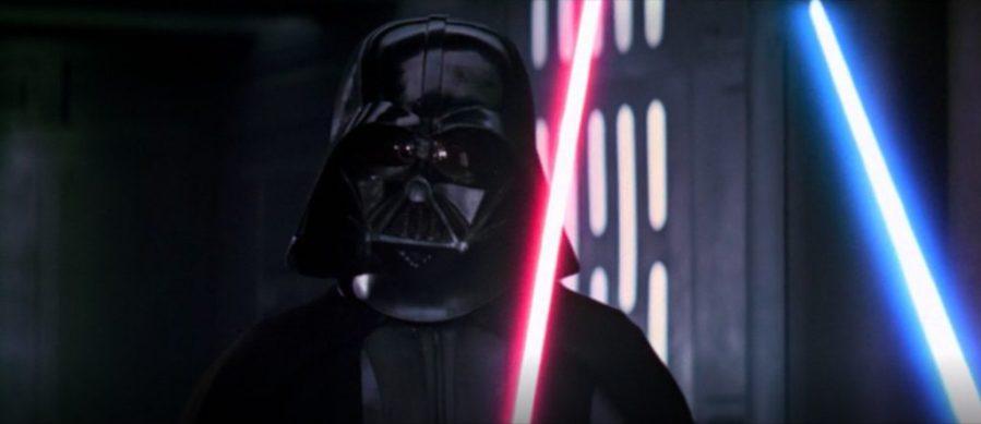 Star Wars Signature Series Force FX Lightsaber - Darth Vader