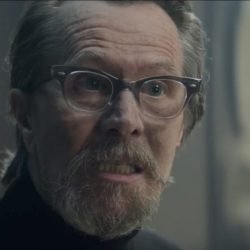 Half tinted glasses Gary Oldman in The Hitman's Bodyguard (2017)