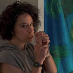 Wristwatch Ilana Glazer in Rough Night (2017)