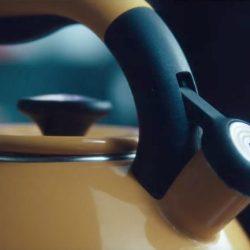 Mustard Yellow Teakettle in Gemini (2017)