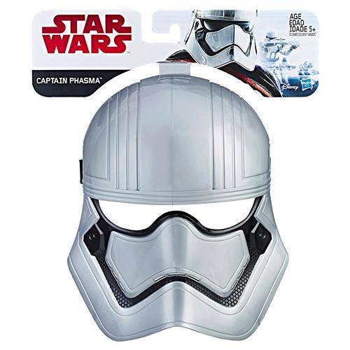 Mask Gwendoline Christie (Captain Phasma) in Star Wars: The Last Jedi (2017)