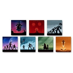 Marvel Cinematic Universe: Phase Two 13-Disc Blu-ray Box Set