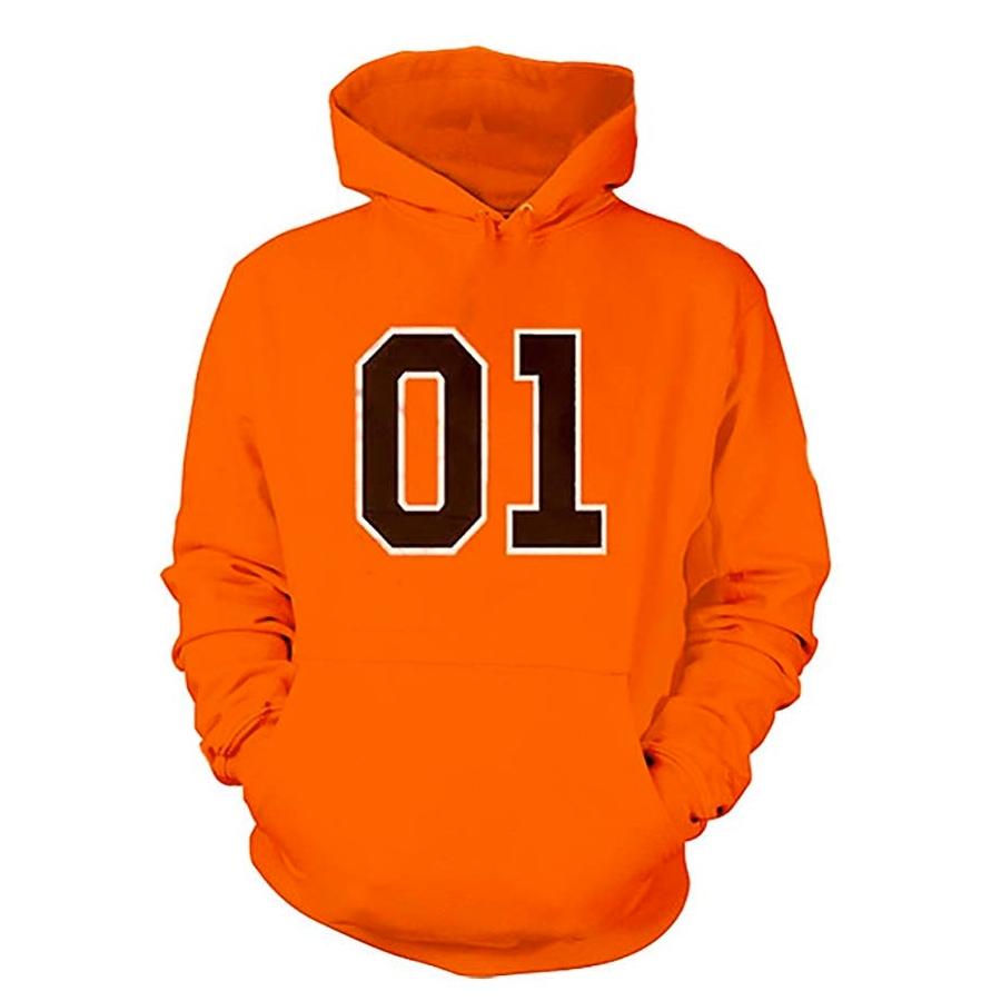 Dukes of Hazzard Hoodie Hooded Sweatshirt