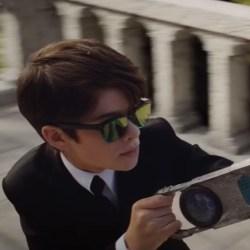 Sunglasses Ferdia Shaw in Artemis Fowl (2019)