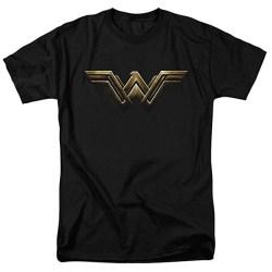Wonder Woman logo T-shirt Jack Dylan Grazer in Shazam! (2019)