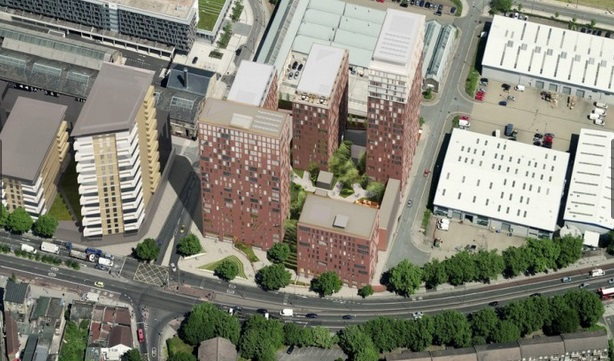 TfL look to build giant build-to-rent development in Woolwich