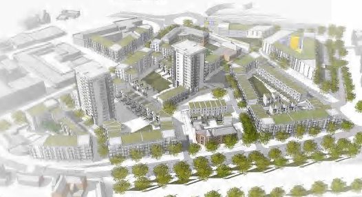 Bexley Council plan land purchase for major Erith redevelopment