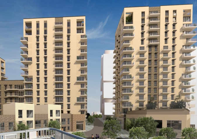 Kidbrooke tower blocks approved as new town centre progresses