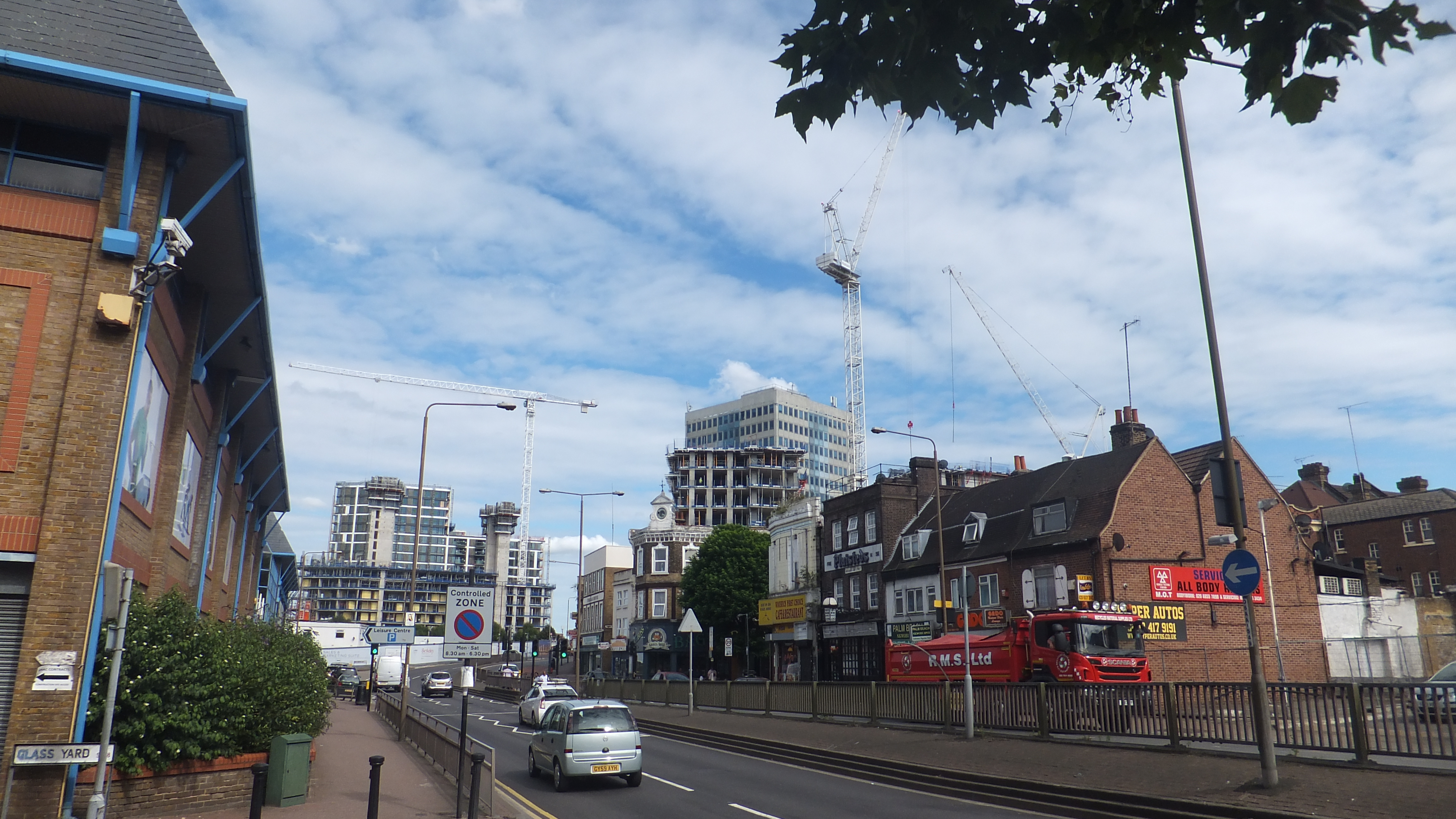 A look around Woolwich – August edition