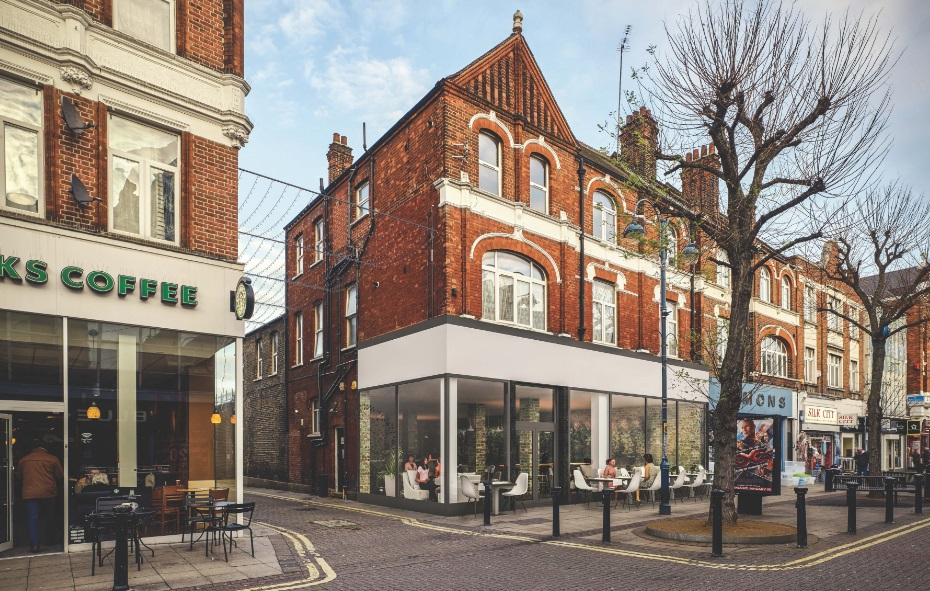 Woolwich takes big step forward as new market and restaurant approved