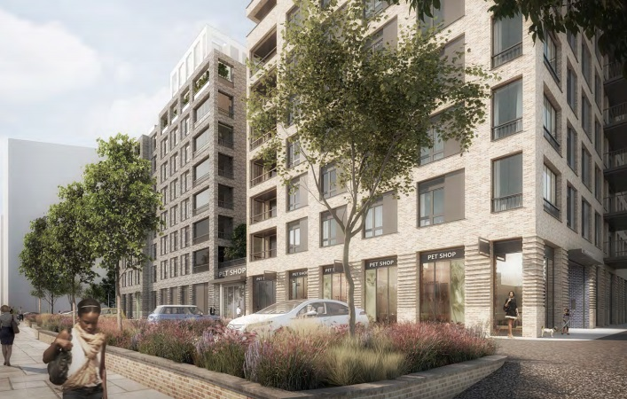 Abbey Wood tower approved on appeal at City Hall