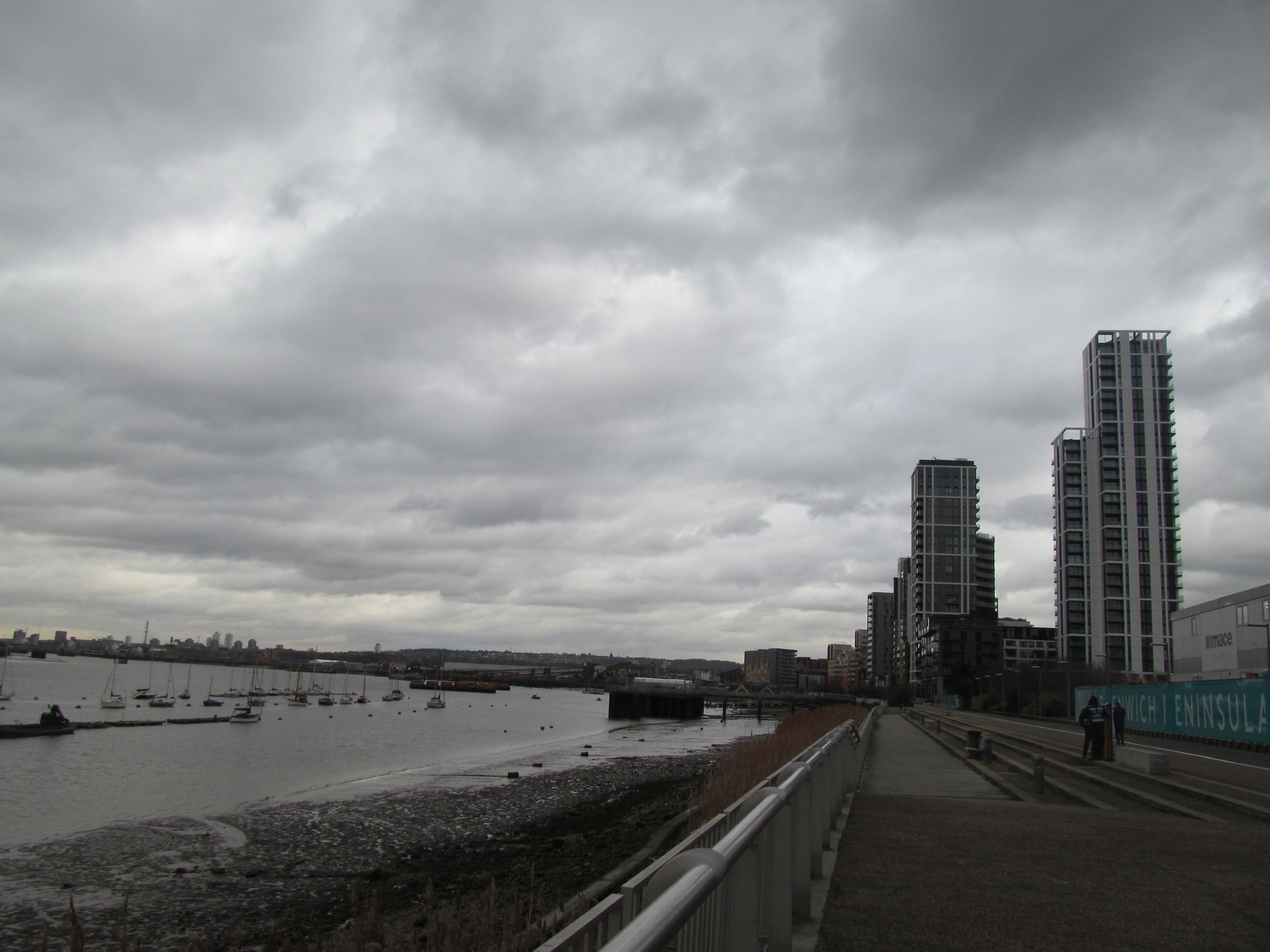 Looking at Greenwich Peninsula Part 3: New towers and schools