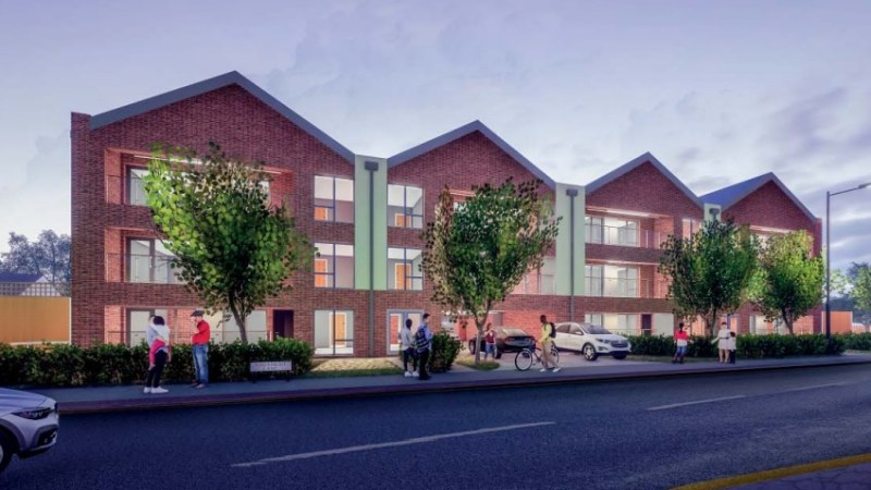 Block of flats planned on car park behind Nag's Head in Welling
